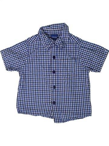 Camisa de manga corta niño CHEROKEE azul 4 años verano #1364918_1