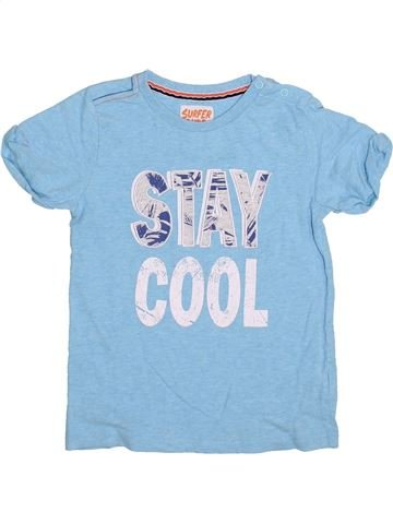 Camiseta de manga corta niño MOTHERCARE azul 5 años verano #1364966_1