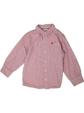 2875dbc5f Camisa de manga larga niño TEX beige 5 años invierno  1365178 1