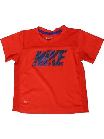 Camiseta deportivas niño NIKE rojo 2 años verano #1365541_1