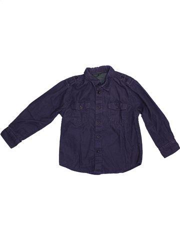 Camisa de manga larga niño CFK azul 3 años invierno #1365822_1