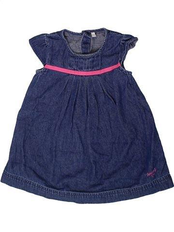 Vestido niña DEBENHAMS azul 12 meses verano #1366663_1