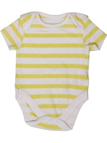 Camiseta de manga corta niño LADYBIRD blanco 0 meses verano #1366756_1