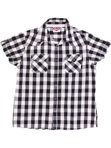 Chemise manches courtes garçon LEE COOPER blanc 12 ans été #1366783_1