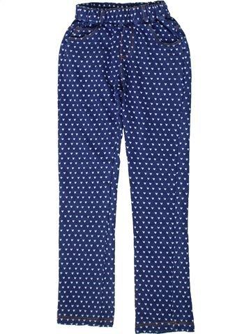 Pantalon fille AGATHA RUIZ DE LA PRADA bleu 10 ans été #1367020_1