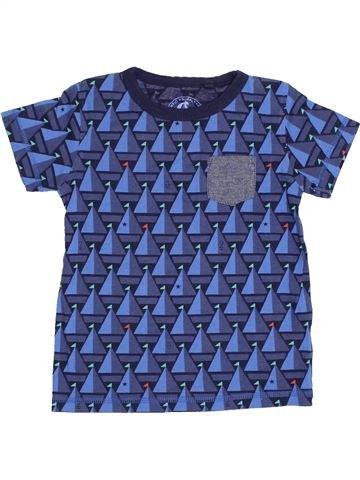 T-shirt manches courtes garçon NEXT bleu 3 ans été #1367095_1