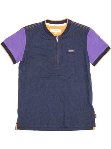 T-shirt manches courtes garçon TED BAKER bleu 8 ans été #1367113_1