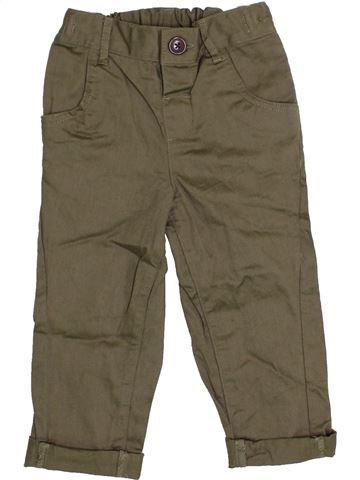 Pantalon garçon NEXT vert 2 ans été #1367236_1