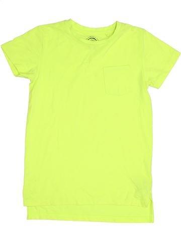 T-shirt manches courtes garçon NEXT jaune 8 ans été #1367267_1