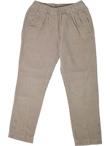 Pantalón niño CYRILLUS gris 8 años invierno #1367609_1