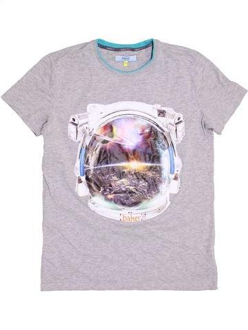 T-shirt manches courtes garçon TED BAKER blanc 14 ans été #1367793_1