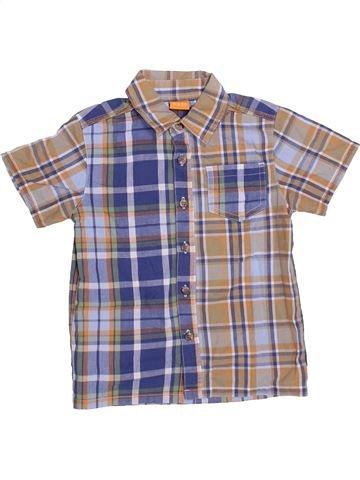 Chemise manches courtes garçon MINI MODE gris 3 ans été #1367831_1
