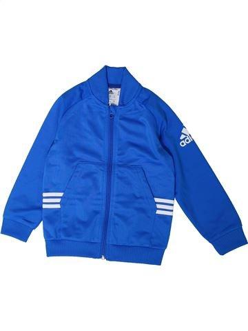 Ropa deportiva niño ADIDAS azul 4 años invierno #1368319_1