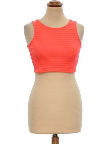 Camiseta sin mangas mujer MISSGUIDED 36 (S - T1) verano #1368541_1