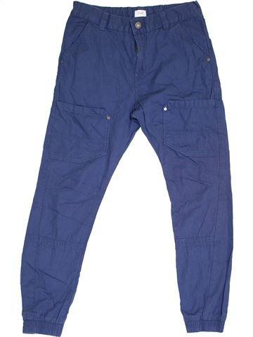 Pantalon garçon F&F bleu 11 ans été #1368551_1