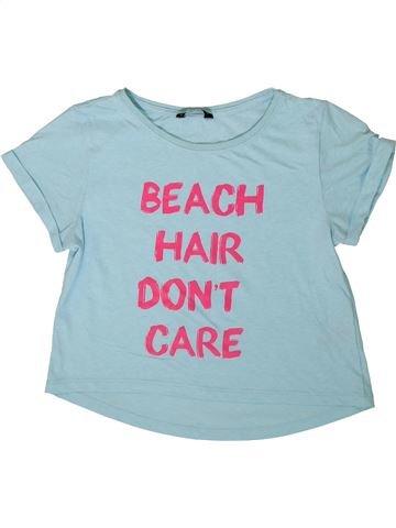 Camiseta de manga corta niña CANDY COUTURE azul 12 años verano #1368817_1