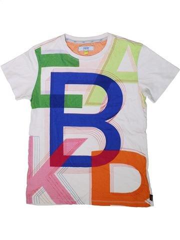 T-shirt manches courtes garçon TED BAKER violet 13 ans été #1369335_1