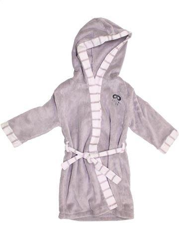 Robe de chambre garçon SUCRE D'ORGE gris 4 ans hiver #1369503_1