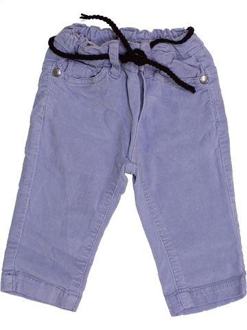 Pantalon garçon BUISSONNIERE gris 6 mois hiver #1369556_1
