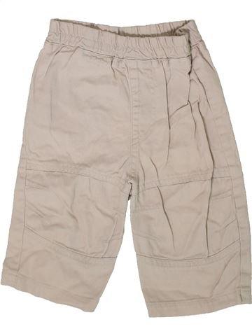 Pantalon garçon MORRIS MOUSE gris 6 mois été #1369580_1