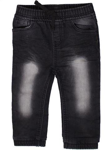 Pantalon garçon BABY bleu foncé 2 ans hiver #1369678_1