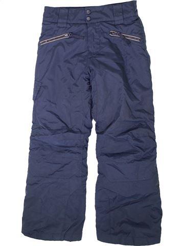 Ski garçon YIGGA bleu 9 ans hiver #1370194_1
