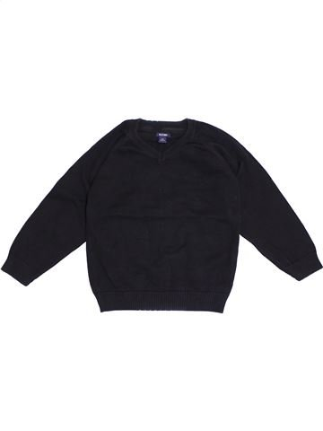 Pull garçon KIABI noir 4 ans hiver #1370212_1