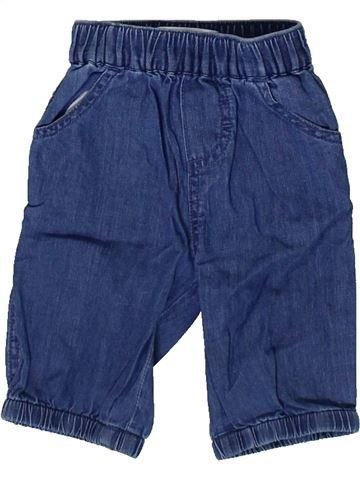 Pantalón niño COCOON azul 1 mes verano #1370365_1