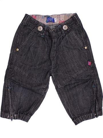Pantalon fille LA COMPAGNIE DES PETITS noir 3 ans hiver #1370633_1