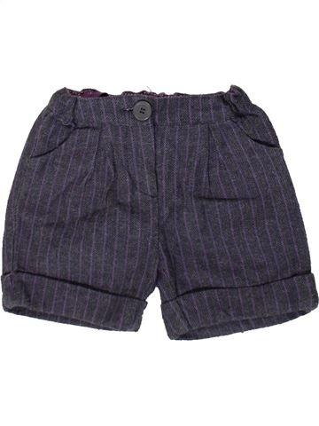 Short - Bermuda fille H&M gris 2 ans hiver #1370738_1