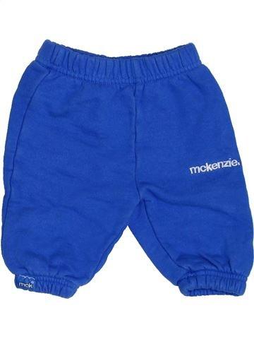 Pantalon garçon MCKENZIE bleu 3 mois hiver #1370788_1