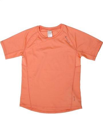 Ropa deportiva niña QUECHUA naranja 10 años verano #1370820_1