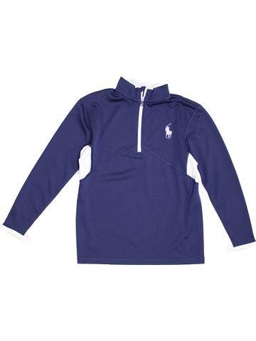 Sportswear garçon RALPH LAUREN bleu 8 ans hiver #1371090_1