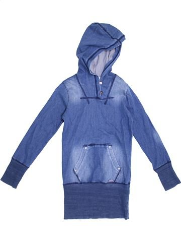 Robe fille DIESEL bleu 8 ans hiver #1371109_1