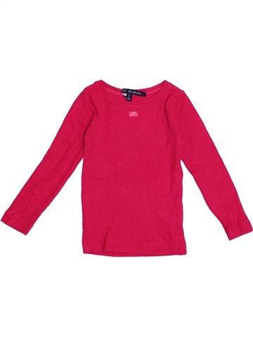 Camiseta de manga larga niña LILI GAUFRETTE rosa 2 años invierno #1371128_1