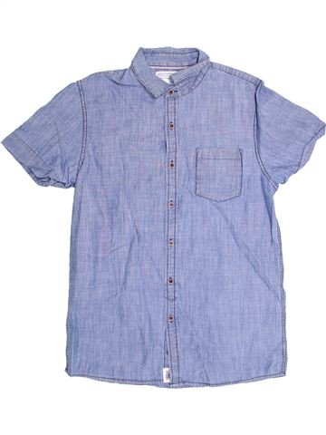 Camisa de manga corta niño NEXT azul 13 años verano #1371222_1