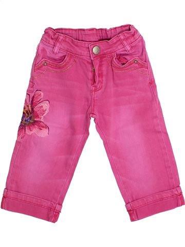 Pantalón corto niña CATIMINI rosa 4 años verano #1371292_1