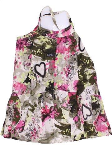 Vestido niña CHIPIE rosa 4 años verano #1371315_1