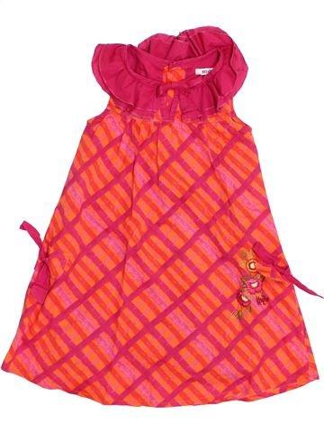 Vestido niña KENZO rojo 4 años verano #1371332_1