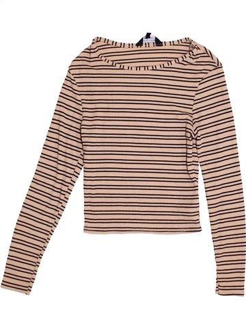 Camiseta de manga larga niña NEW LOOK rosa 13 años invierno #1371773_1