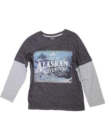 Camiseta de manga larga niño TU gris 7 años invierno #1371805_1