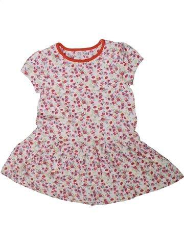 Vestido niña MINI CLUB rosa 6 años verano #1371836_1