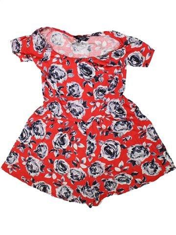 Vestido niña NEW LOOK rojo 15 años verano #1372062_1