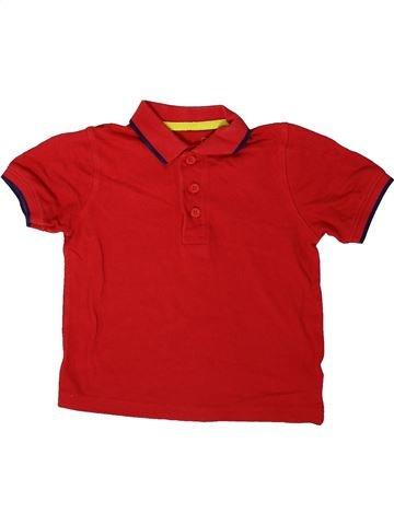 Polo de manga corta niño MOTHERCARE rojo 4 años verano #1372286_1