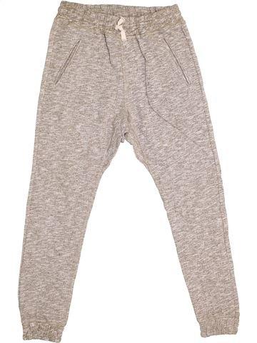 Pantalón niño ZARA gris 10 años invierno #1372296_1