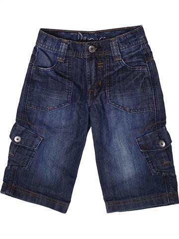 Short-Bermudas niño SANS MARQUE azul 4 años verano #1372477_1