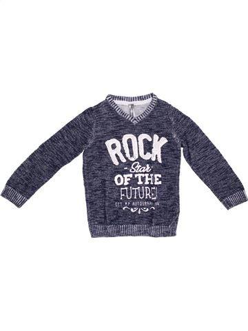 jersey niño ORCHESTRA azul 5 años invierno #1372593_1