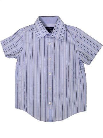 Camisa de manga corta niño JASPER CONRAN azul 4 años verano #1372702_1