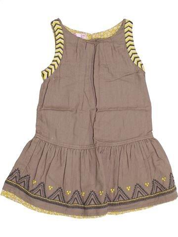 Vestido niña DPAM gris 4 años verano #1372747_1
