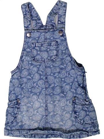 Vestido niña F&F azul 4 años verano #1372932_1
